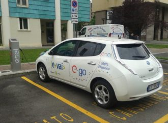 Ecco il car sharing elettrico sotto casa per i pendolari