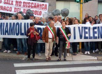 A Milano la protesta dei sindaci dell'Est Ticino