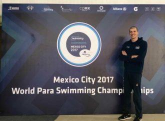 Barlaam da Cassinetta ai mondiali di nuoto