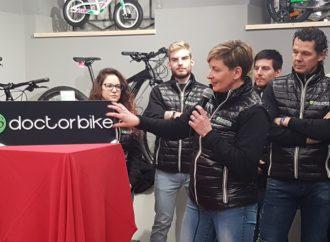 Il Dottore della Bicicletta riceve nel Parco del Ticino