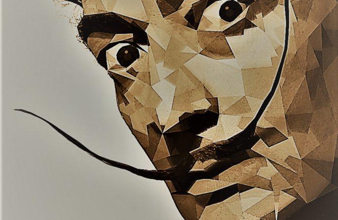 A Robecco si presenta il grande artista Salvador Dalì