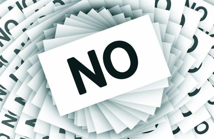 Impara a dire No per curare le relazioni malate