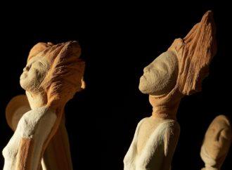 La terra e il cammino, arte ceramica a Tornavento
