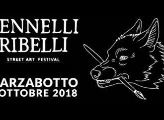 """A Marzabotto il Festival di Street Art """"Pennelli Ribelli"""""""