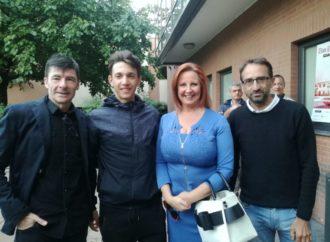 Ciclismo, a Magenta Bugno vara la Milano-Torino