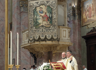 Magenta: San Martino e i giovani d'oggi