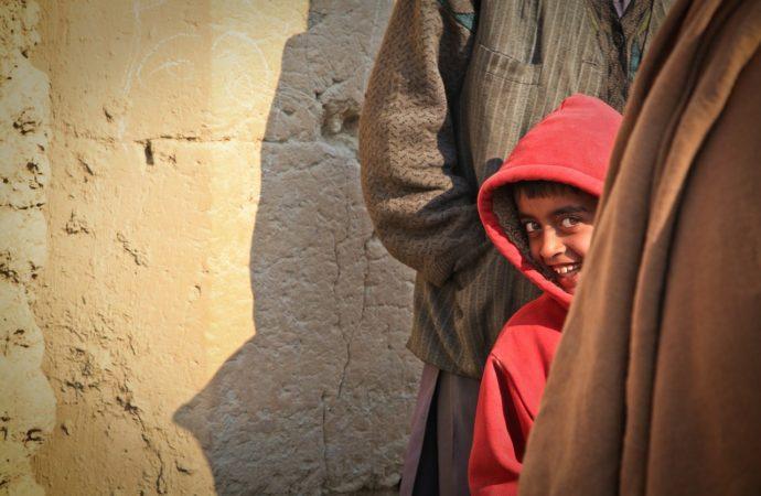 L'odissea di un bambino dall'Afghanistan all'Italia