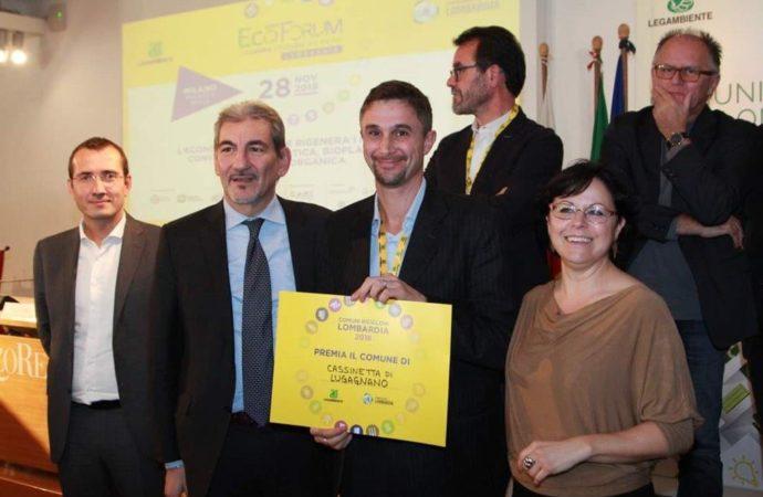 """Presentato a Milano il dossier """"Comuni Ricicloni"""""""