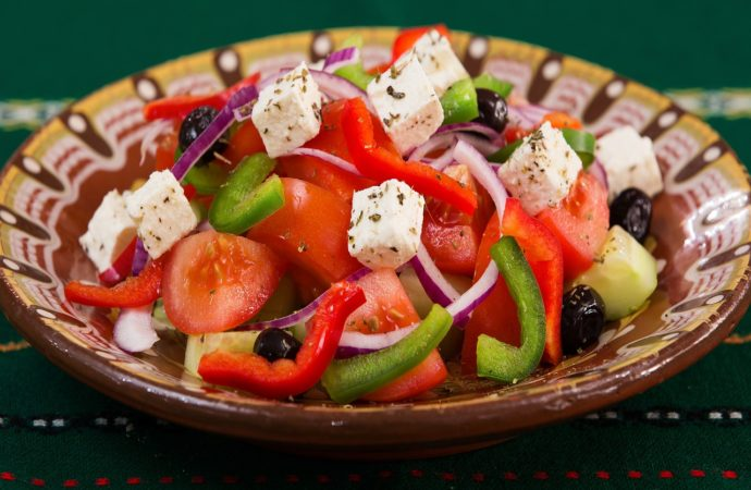 Dieta mediterranea e sana alimentazione
