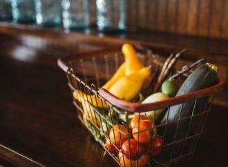 Cassetta della spesa per l'assistenza alimentare