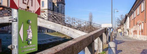 In cammino da Lavena Ponte Tresa a Pavia