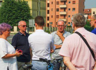 Il sindaco Chiara Calati rilancia sulla ciclabile