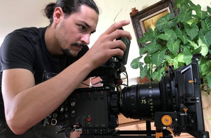 Il filmmaker di Magenta che ha conquistato New York