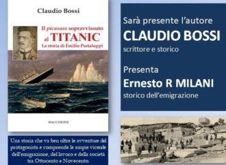 A Robecco sul Naviglio approda il Titanic
