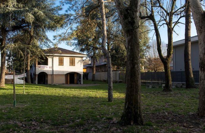 Storia della villa confiscata a un narcotrafficante