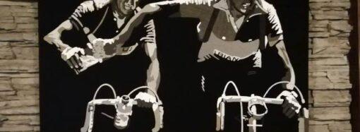 """In mostra le """"Icone tessili"""" di Jean Jacques Boutier"""