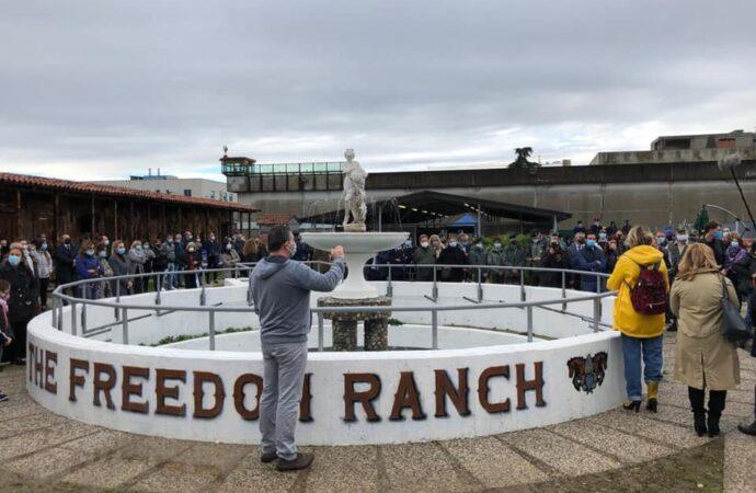 """Al carcere di Opera aperto il ranch """"Freedom"""" per tutti"""