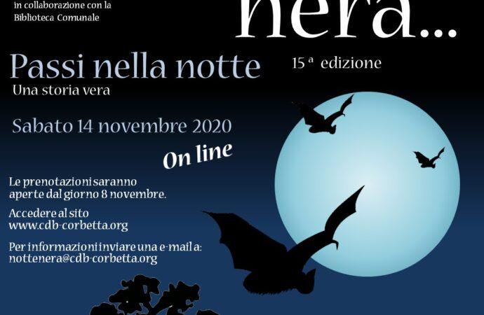 Ecco l'edizione 2020 della Notte Nera di Corbetta