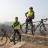 Giro d'Italia in gravel: la bici riparte da Robecco