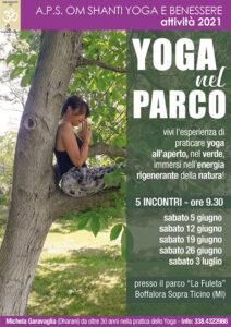 corso yoga a Boffalora