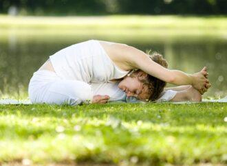 Yoga all'aperto: si parte a Boffalora Ticino