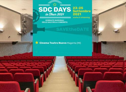 Cinemateatronuovo porta in scena Dante e gli SdC Days